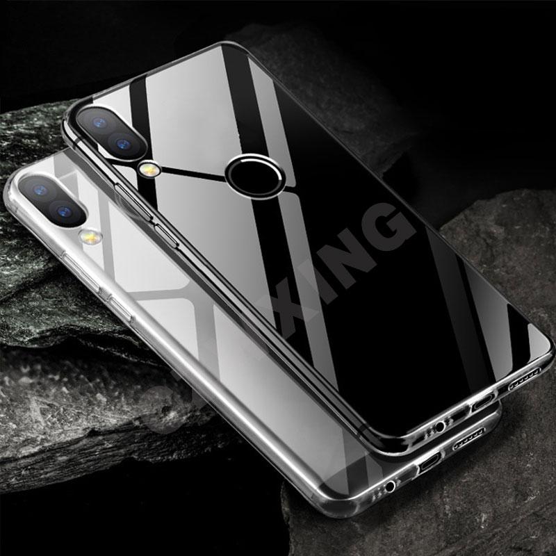 Lenovo K5 Pro Case Lenovo K5Pro Case Silicone Transparent TPU Phone Case For Lenovo K5 Pro K 5 K5pro L38041 Back Cover Soft Case