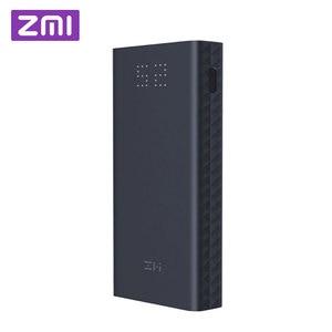Image 1 - ZMI QB822 20000 mAh Portable batterie externe 2 voies 27 w rapide QC 3.0 externe téléphone batterie chargeur USB 3.0 universel alimentation