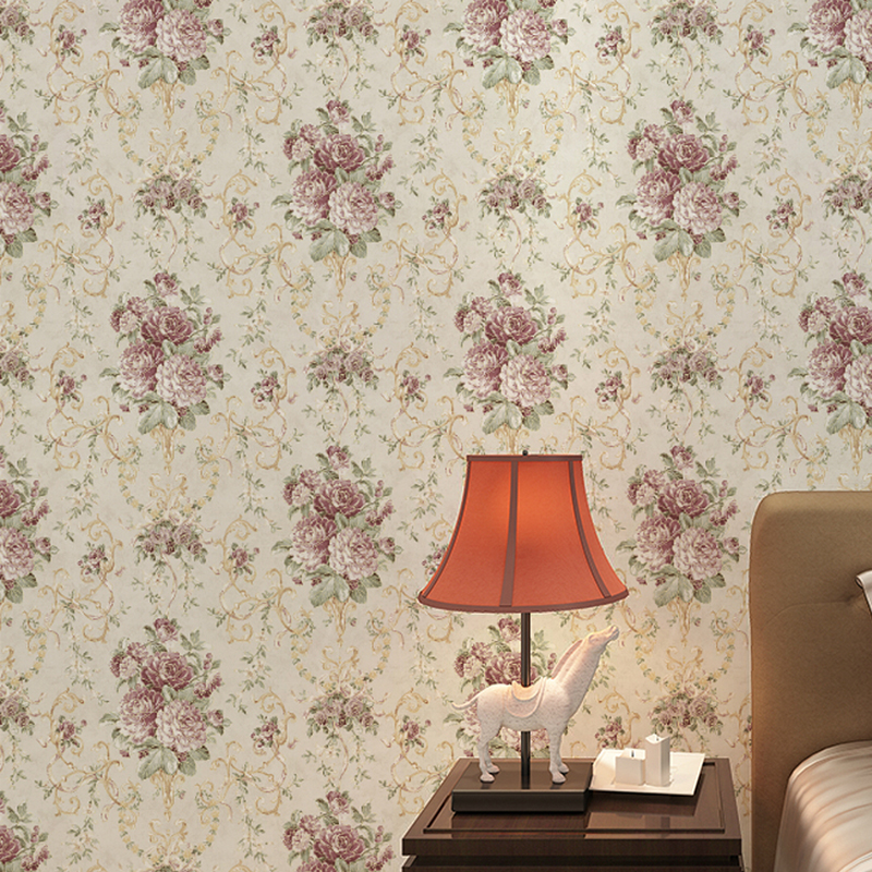 Intelligent Modern 3d Wallpaper Countryside Embossed Wallpaper Non-woven Wallpaper For Living Room Sofa Background Wall Covering Wp16084 Home Improvement Wallpapers