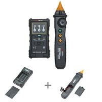 Wholesal 1 Pcs New Telephone Phone Wire Network Cable Tester Line Tracker Detection For PEAKMETER MS6812