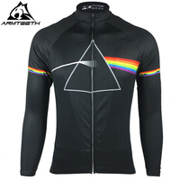 2017 Pink Floyd Cycling Pro Long Sleeve Jersey Men MTB Shirts Breathable Bike Clothing Quick Dry