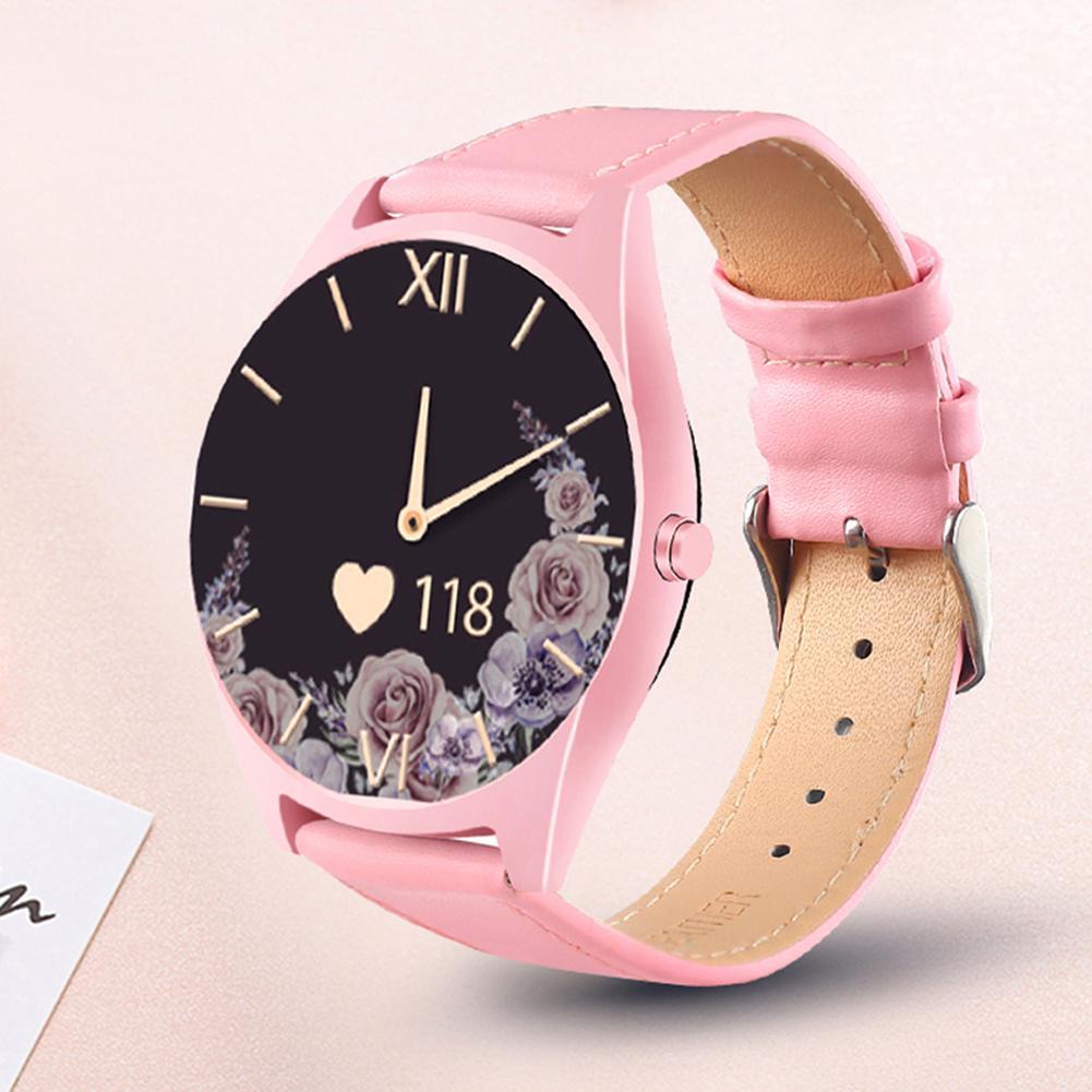R99 femmes Bracelet intelligent à distance Photo pression artérielle Bluetooth Tracker de remise en forme