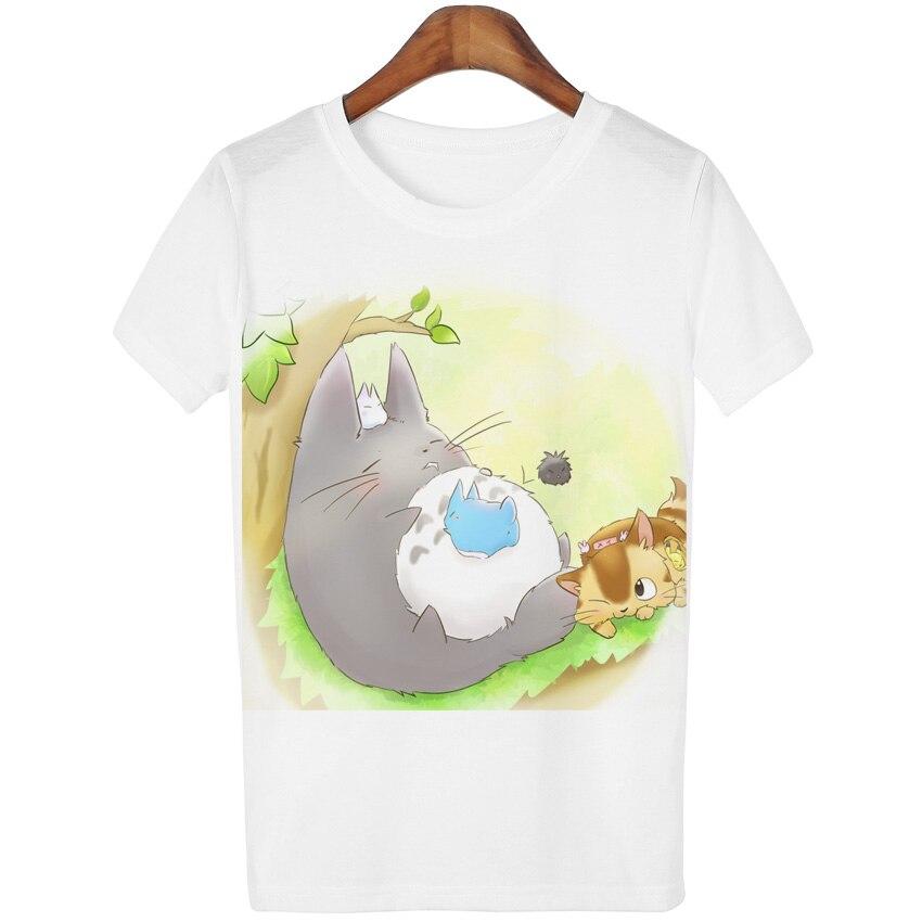 Novo 2016 mulheres Tshirt série de desenho de impressão manga curta O -  pescoço T - camisa Camisetas Mujer camiseta mulheres Tops branco 6bca5c979f2e5
