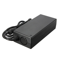 High Quality 24V 5A 120W AC DC Power Supply Adapter For 5 5 2 1mm LED