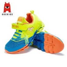 ABC KIDS 2019 Spring Summer Mesh Style Running Sport Children Casual Non-slip Sneakers for Baby Boys