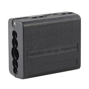 Image 1 - Бесплатная доставка, ленточный Продольный центральный кабель 4,5 мм 11 мм, резак для резки кабеля