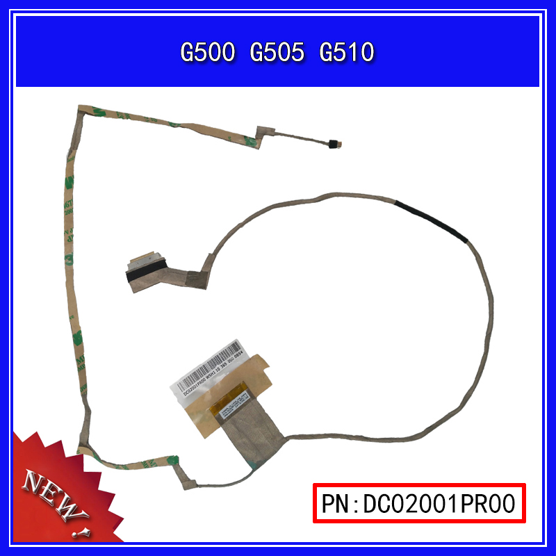 NEUE Original <font><b>LCD</b></font> LED Video Flex Kabel Für <font><b>Lenovo</b></font> G500 <font><b>G505</b></font> G510 Display Kabel <font><b>LCD</b></font> LVDS VIDEO PN: DC02001PR00 image
