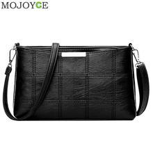 Модные женские клетчатые сумки из искусственной кожи сумка осень женские сумки на плечо известный бренд женские вечерние элегантные сумки