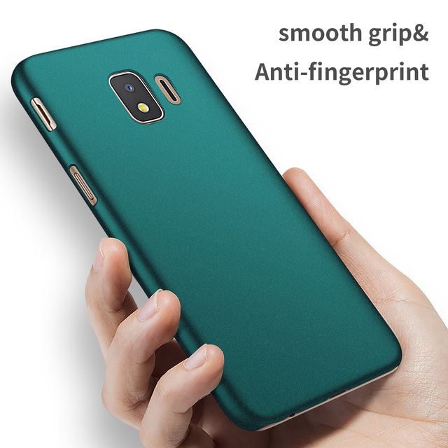 purchase cheap 568ba a4cd7 US $4.69  For Samsung Galaxy J2 Core Case High quality Hard PC Slim Matte  Protect Back cover case for samsung J2 Core J 2 core J260 J260f-in Fitted  ...
