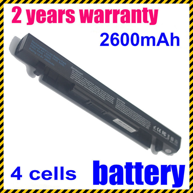 Bateria do portátil para asus a41-x550 jigu p450 k550 a550 a450 k450 f450 f550 f552 a41-x550a p550 r510 x450 x550