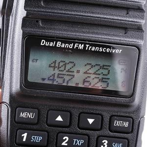 Image 4 - 100% Original Baofeng UV 82 talkie walkie 3800mAh batterie double bande UV82 Pofung Radio bidirectionnelle Portable FM jambon émetteur récepteur