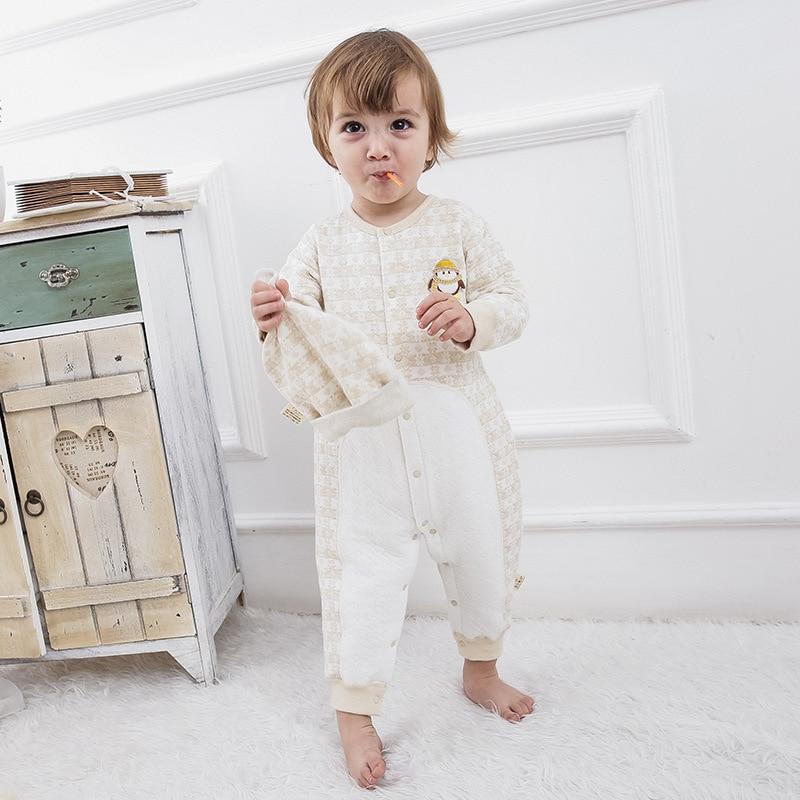 13930e6e4 Buy Infant Baby Girl Boy Autumn Winter Organic Cotton Long Sleeve ...
