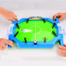 Soccer Table Football Game Foosball Toys mini Board Training Ejection Double Fight Novelty Power Shot Skill Indoor Sport 37*24CM цена 2017
