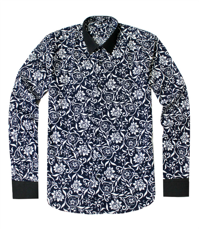 Button Down Shirts With Designs | Artee Shirt