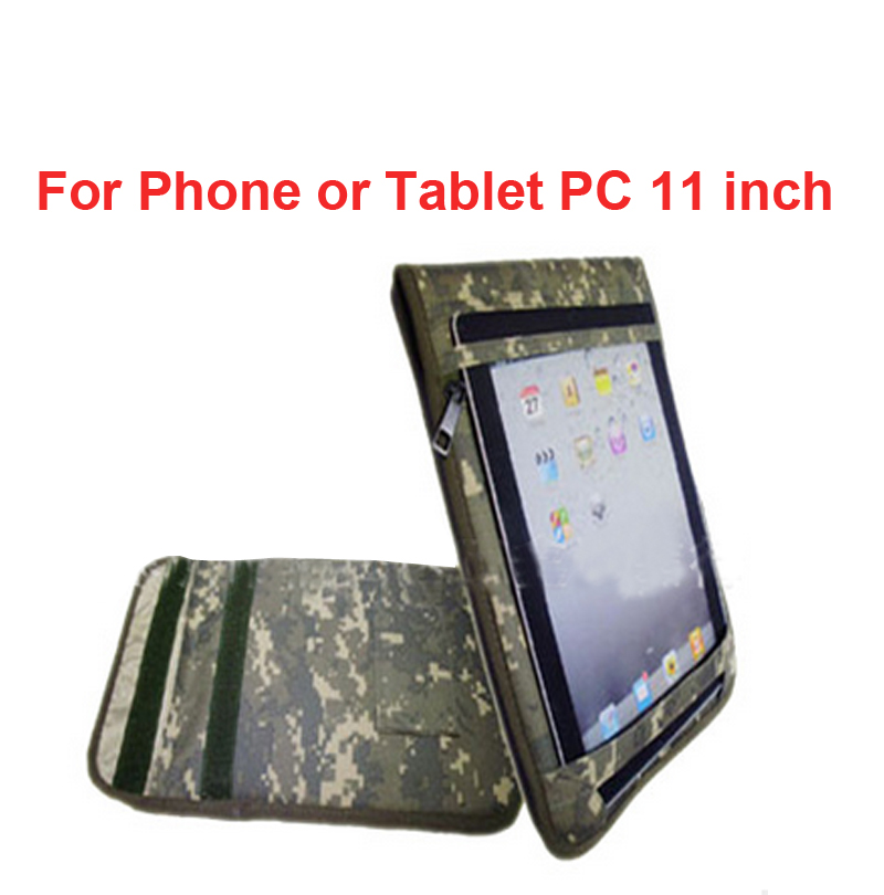 Anti-Scan Card Sleeve camouflage bag ok for phones & ok for 11 tablet PC with function of radiation blocker & jammer bag case radiation proof protective inner pouch bag for ipad tablet pc camouflage green