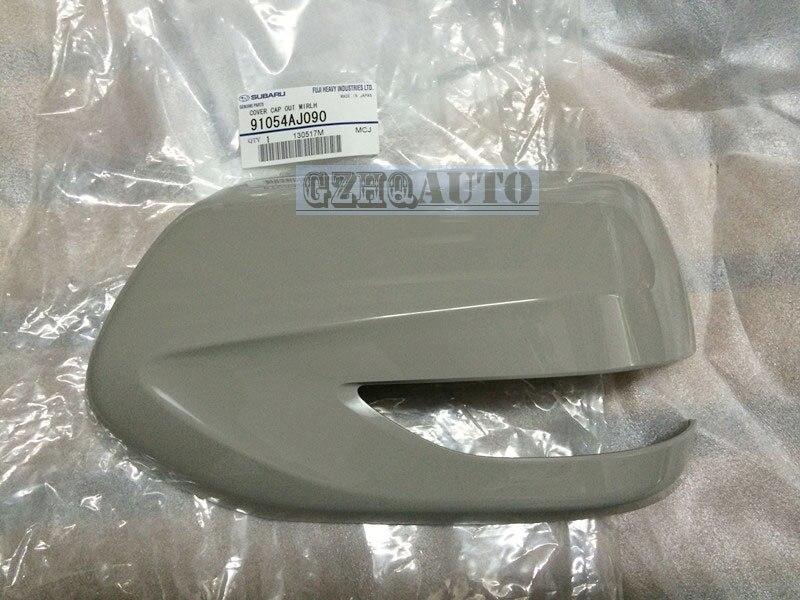 original para subaru outback legado modelos cubiertas laterales del espejo retrovisor exterior cubierta