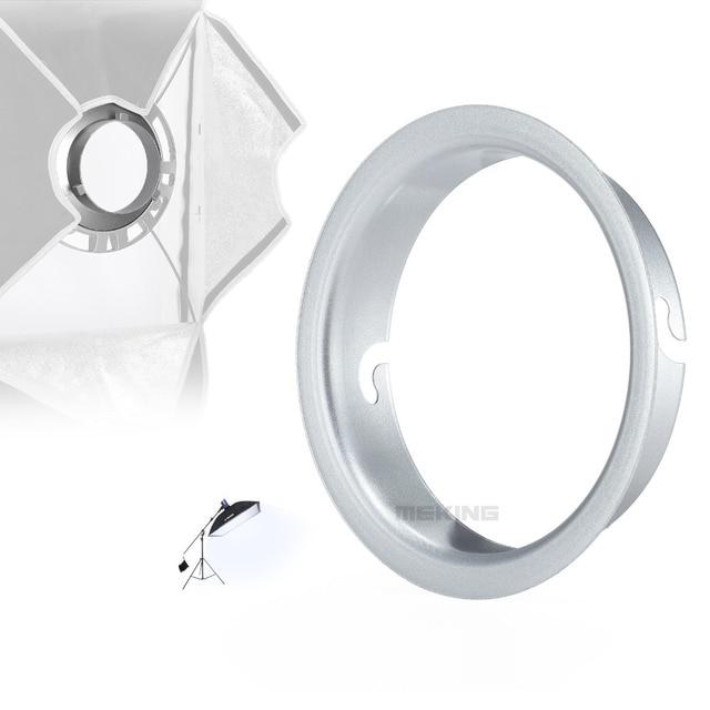 Meking Mounting Elinchrom Mount Speed ring softbox inner Elinchrom mount for Studio Flash Strobe Light