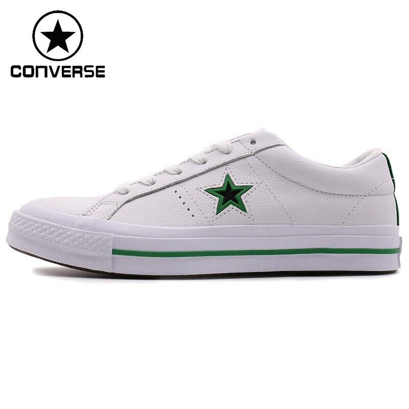 Nouveauté originale 2018 Converse une étoile unisexe chaussures de skate baskets en toile