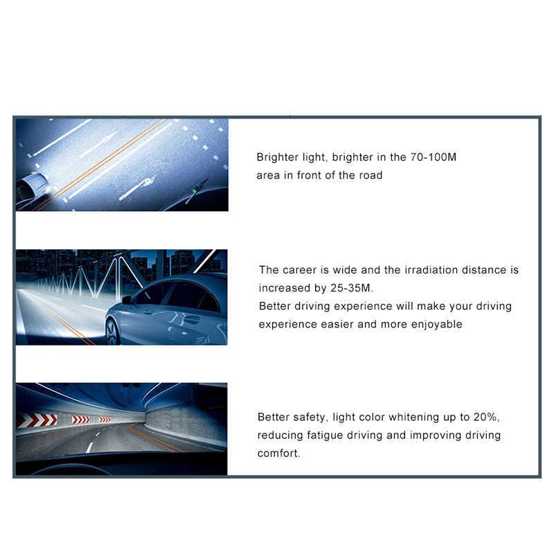Mobil Lampu Halogen 55W 100W H1 H3 H4 H7 H8 H9 H11 9005 HB3 9006 HB4 Otomatis Halogen bohlam Kabut Lampu 12V 6000K 3000K Lampu Lampu