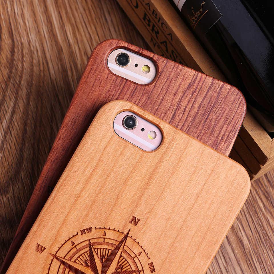 TOMOCOMO Para iPhone 5 5S 6 6 s 7 7 Plus 8 8 Plus X XS Max Caso Padrão de Madeira para SAMSUNG Galaxy S7 Borda S9 S8 plus Plus Capa Fundas