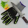 Herramientas de corte resistente 3-5 heavy duty impacto mecánico guantes resistentes.