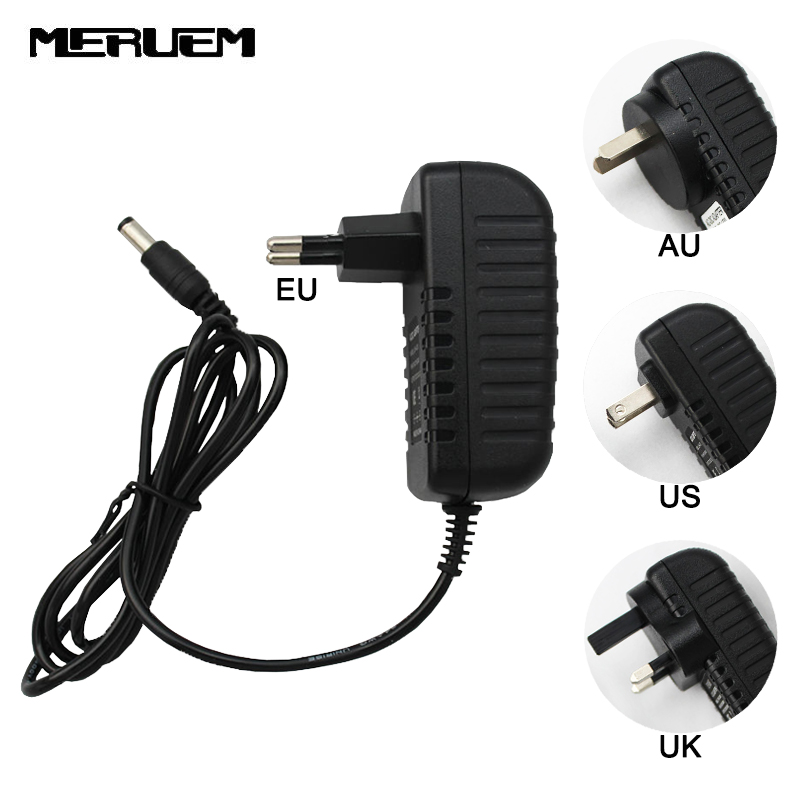 Adapter US Plug AC 100-240V to DC 12V 2A Switching Switch Power Supply Converter