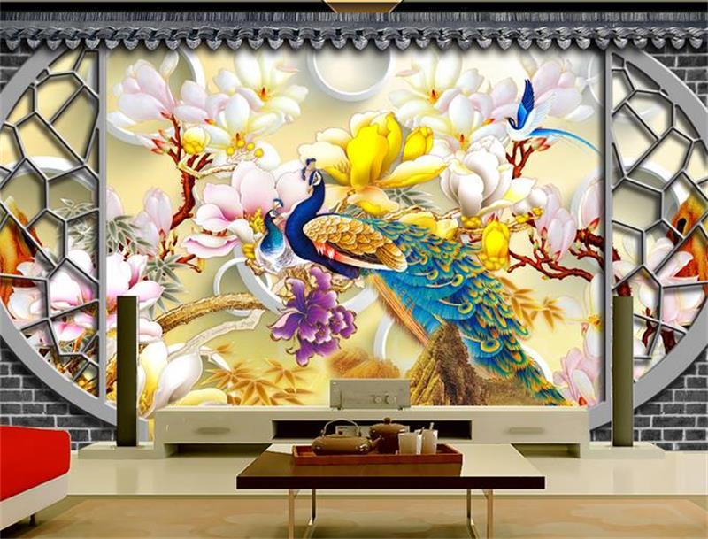 Peinture Murale Personnalisée-Achetez des lots à Petit Prix ...