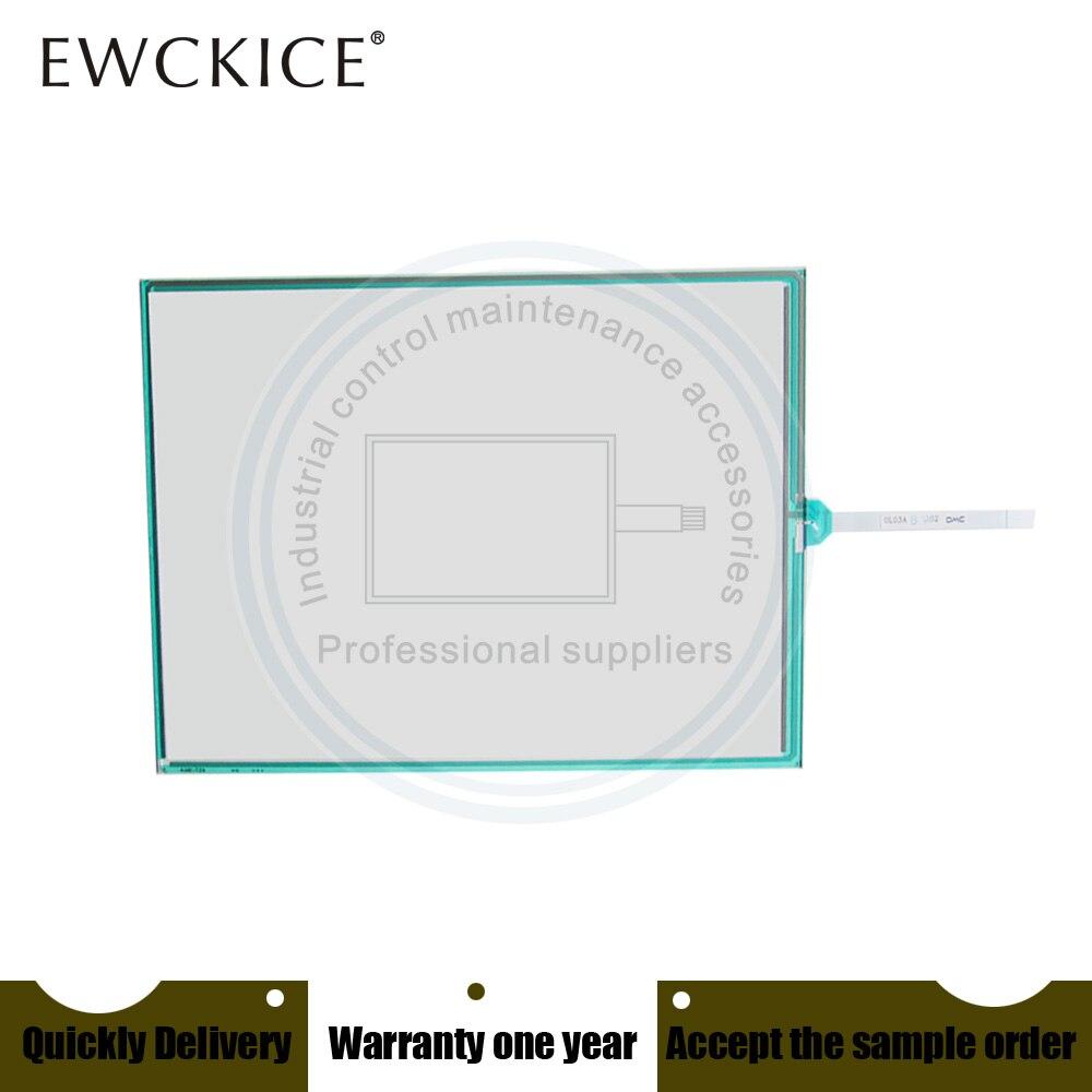 NEW AST-104A AST-104A080A HMI PLC touch screen panel membrane touchscreen
