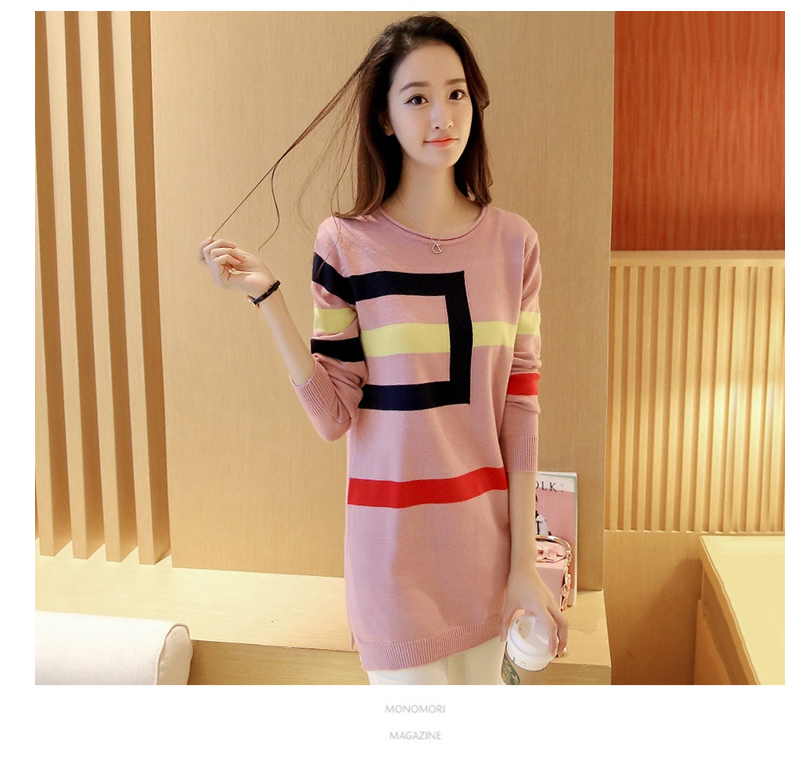 18 DRL sweater women Basic woman sweater pullovers long sleeve Jumper Long Sleeve Sweaters Autumn Winter pull femme hiver 2