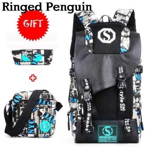 a2ffa9b33cb4 Рюкзак для ноутбука, легкий Дорожная сумка пакет с w зарядка через usb  Порты и