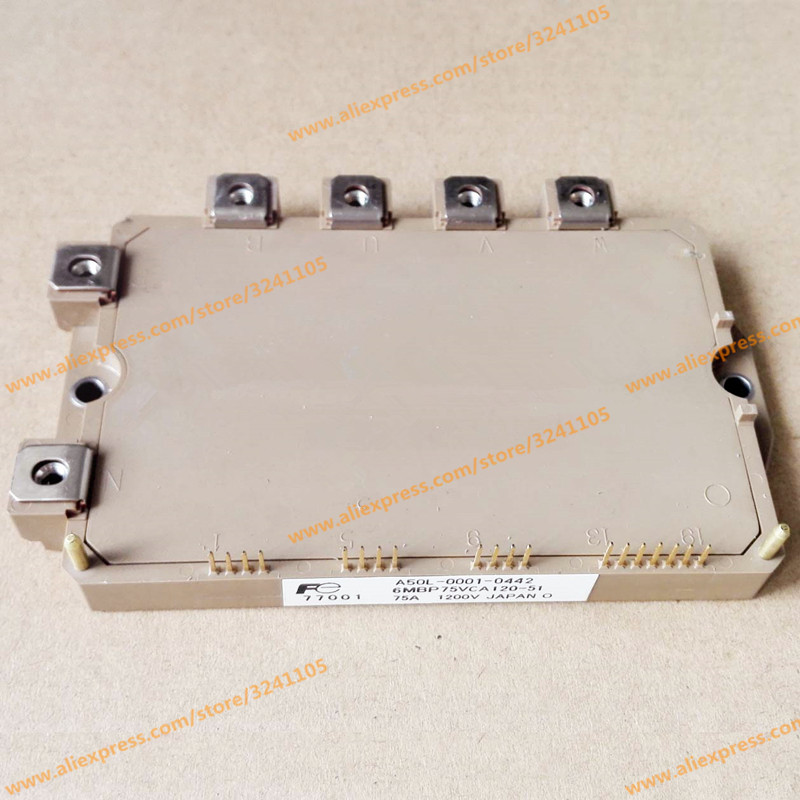 Free Shipping  NEW  A50L-0001-0442  6MBP75VCA120-51 MODULE