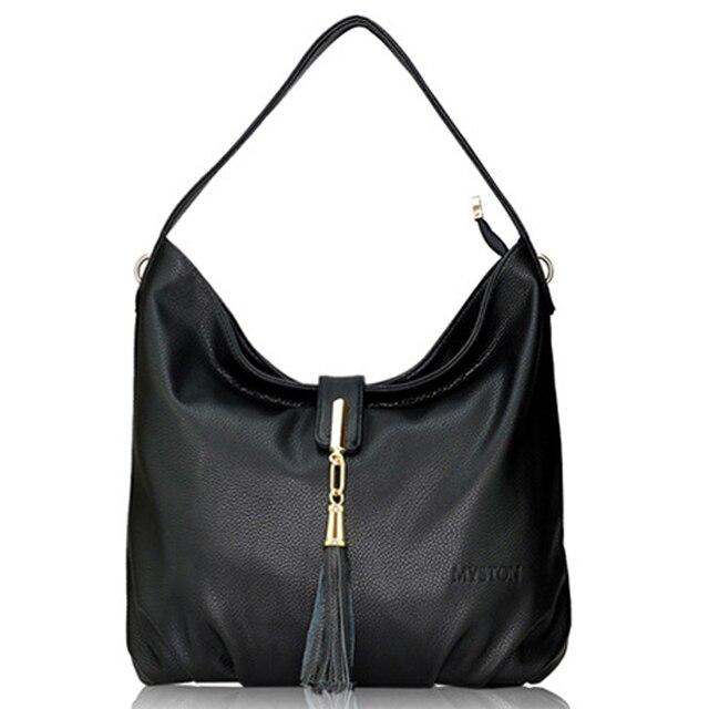 Fashion Tassel Bag Women Bag Tote Handbag Genuine Leather Women Messenger Bag Multifunction Satchel/Shoulder Bag Bolsas Feminina