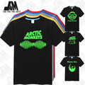 Arctic Monkeys Sound Wave Men T Shirt Tee Top Indie Rock And Roll Band Sheffield UK Tshirt