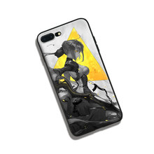Fate Silicone Phone Case For iPhone