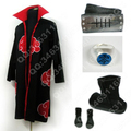 Naruto Akatsuki Pain Cosplay Costume With All Accessories Set Free Shipping