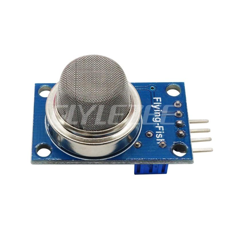 Glyduino MQ-9 DC 5V Combustible Gas Detector Carbon Monoxide CO Sensor Module for Arduino
