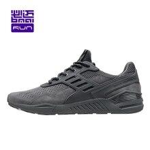 New Cushioning Retro Running Shoes Couple Non-slip Wear-resisting Sports Jogging