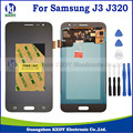 1pcs High Copy LCD Display with Touch Screen Digitizer assembly For Samsung Galaxy J3 J320 J320A J320F J320M