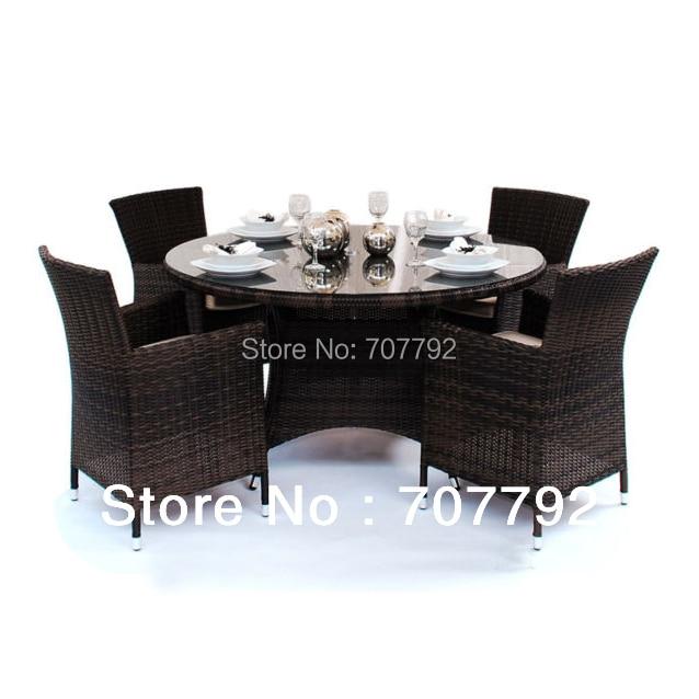 pranzo vimini sedie-acquista a poco prezzo pranzo vimini sedie ... - Tavolo Da Pranzo Set Con Tavola Rotonda