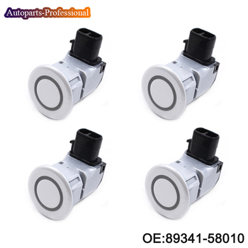 4 pcs/lot 89341-58010-A0 89341-58010 New High Quality PDC Ultrasonic Backup Aid Parking Sensor For Toyota Alphard