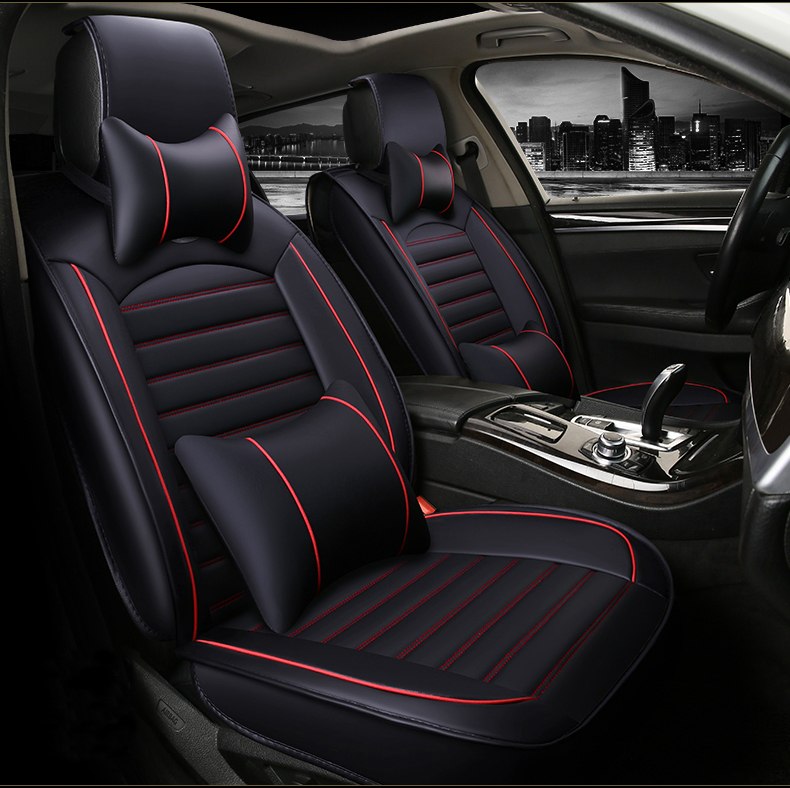 car <font><b>seat</b></font> cover auto <font><b>seats</b></font> covers leather for ford <font><b>ranger</b></font> s-max c-max galaxy ecosport explorer 5 fusion 2009 2008 2007 2006