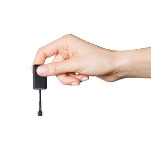 Image 5 - ミニ GPS 車トラッカー遮断燃料油防水 IP66 GPS ロケータオート車両追跡デバイス電源振動アラーム送料アプリ Web