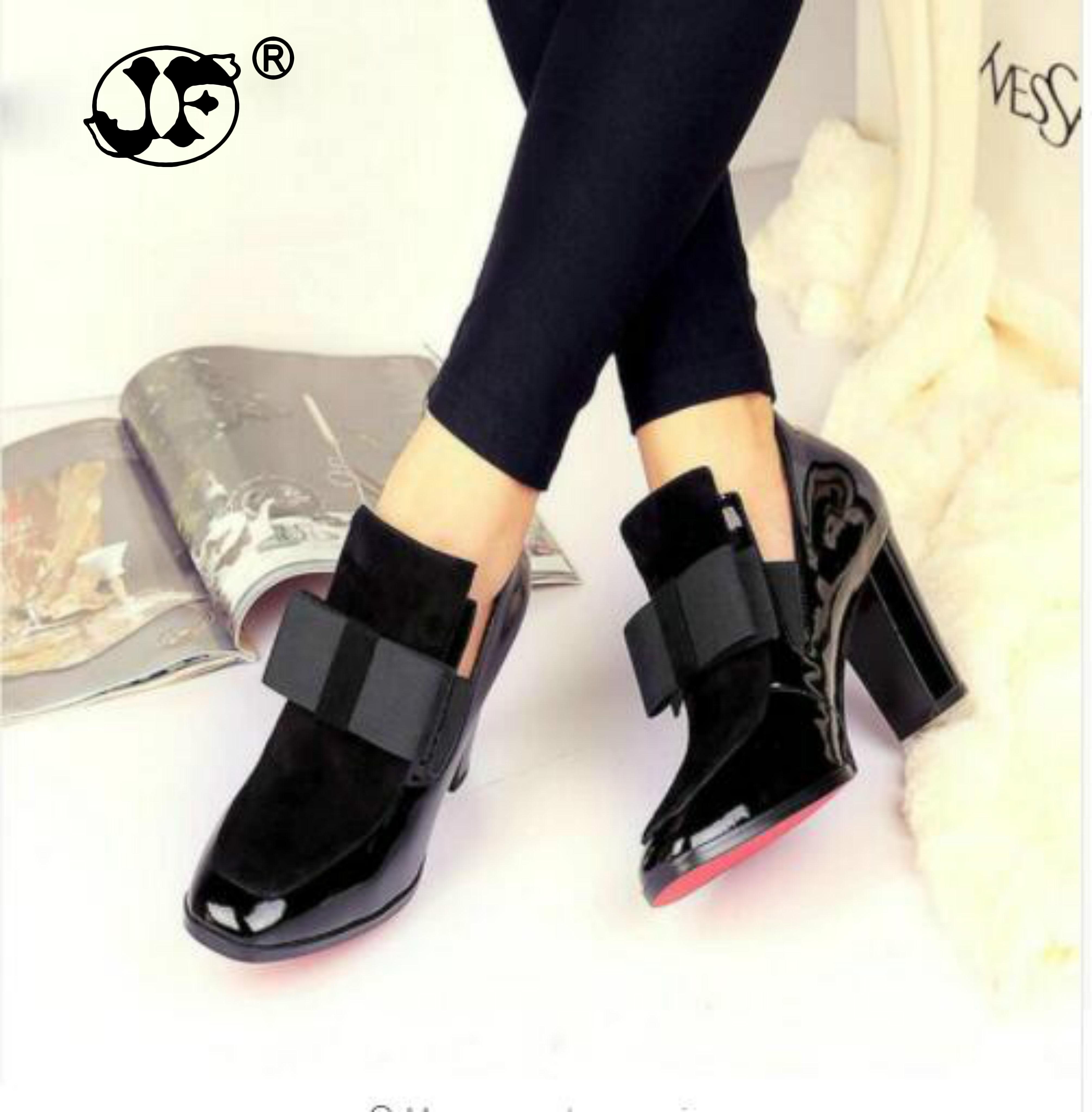 en soldes 2900c c485f Femmes En Véritable Talons Chaussures Inférieure Dames Femme ...