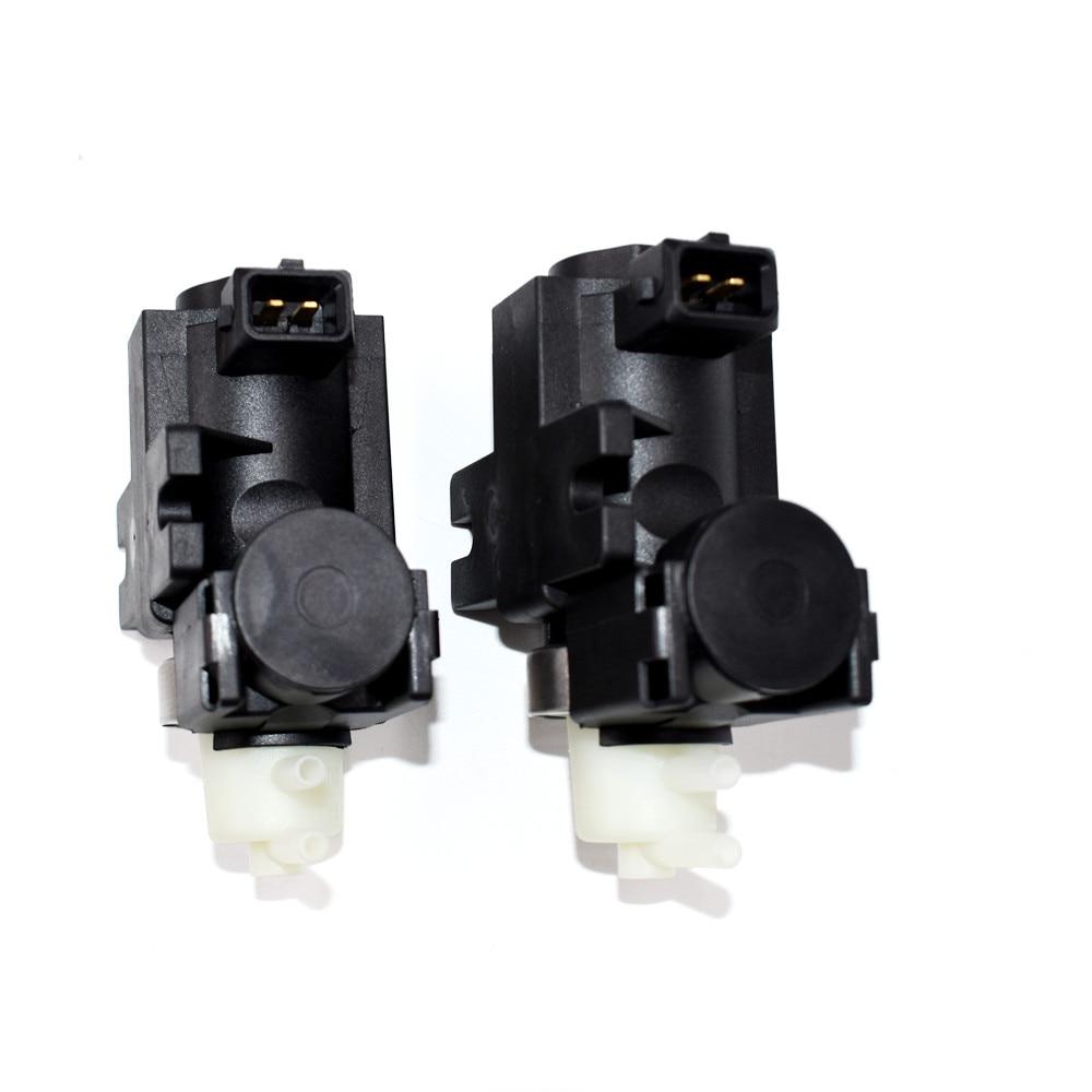 2 NEW Turbo Boost Solenoid Valve for BMW F01 750i E90 335i E60 535i 117476263502 NEW Turbo Boost Solenoid Valve for BMW F01 750i E90 335i E60 535i 11747626350