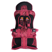 High Quality Child Booster Car Seats Baby Safety Car Seat Infant Seat Cushions In Car Seats