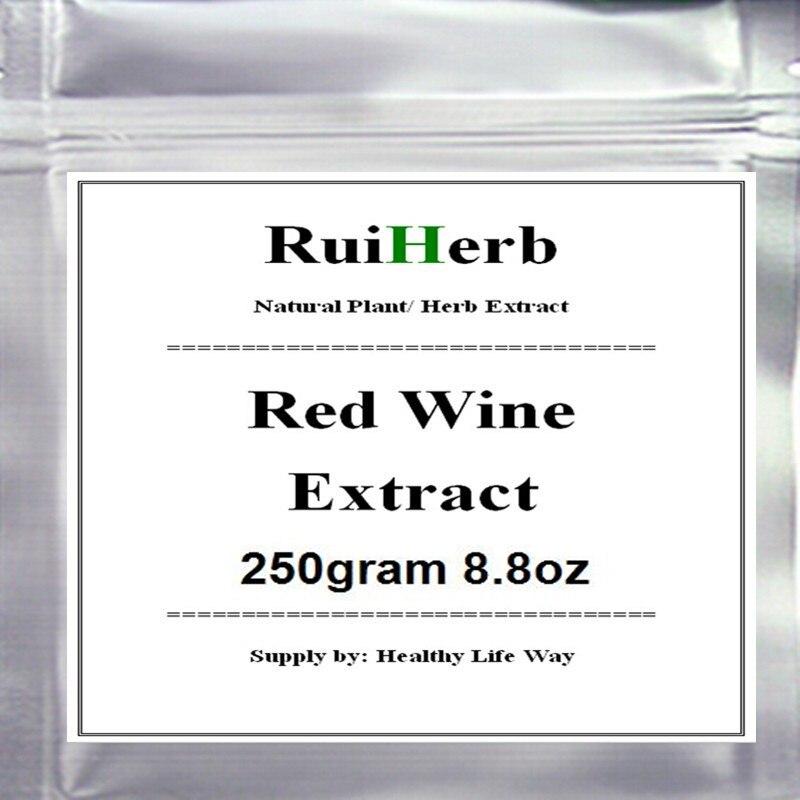 ᗔ8.8 oz (250g) Extracto de vino tinto polvo envío libre - a252 a6f692a5b0a