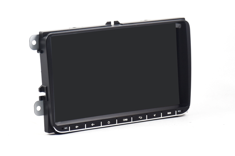 VW ANDROID9.0 RADIO GPS DSP RDS DAB VOLKSWAGEN SKODA SEAT (2)
