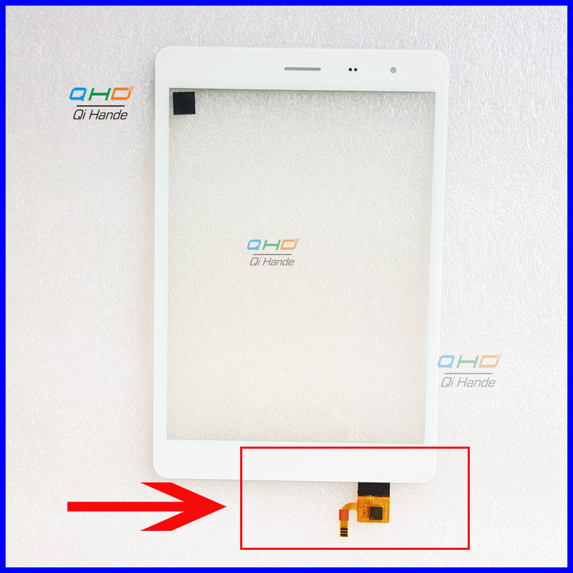 White New 7.85inch Touch screen for PocketBook SurfPad 3 7.85'' accessories Replacement Free Shipping 7inch lcd screen display for pocketbook surfpad 2 tablet replacement free shipping page 5