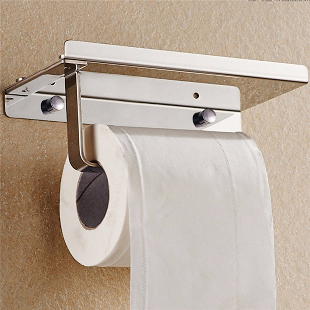surripui stainless brass quality holder steel nickel toilet l high bathroom convenient tissue paper font chrome net b