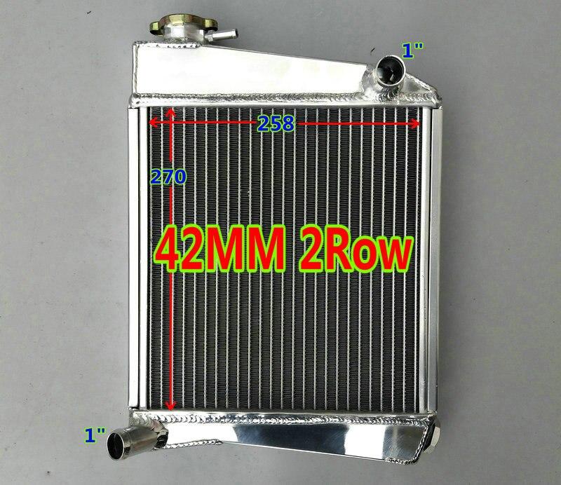 1992-1997 For AUSTIN ROVER MINI COOPER 1275 GT Aluminum Radiator 93 94 95 96